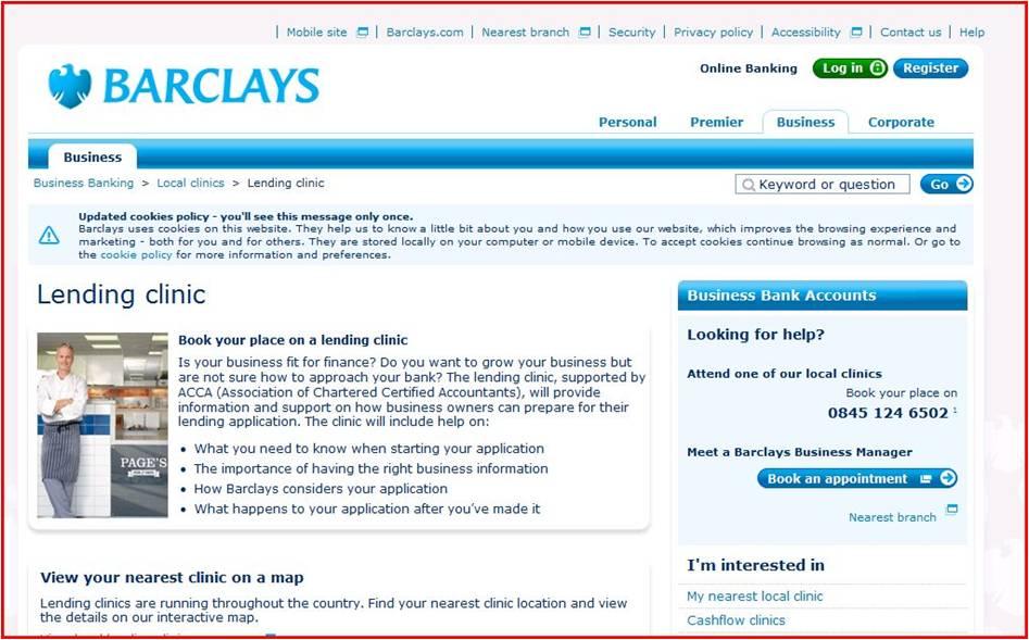 lending clinic