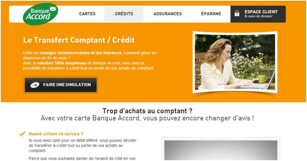 banque accord transfert