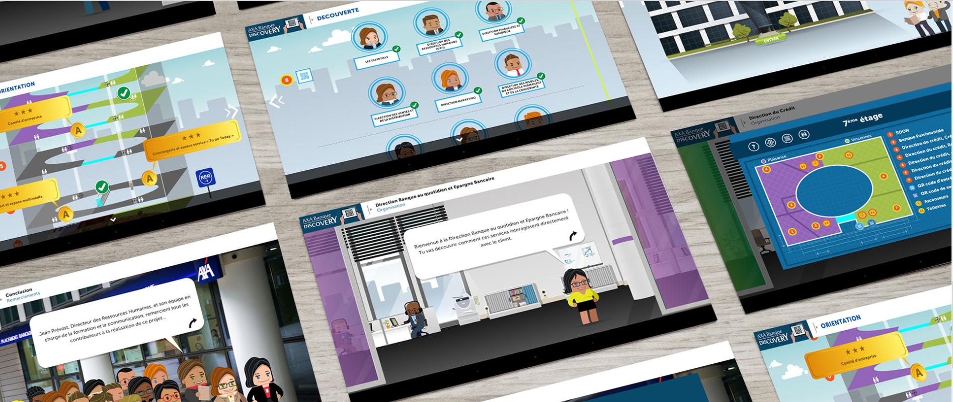 Le Top 10 Des Banques Qui Innovent En Ralit Augmente Virtuelle